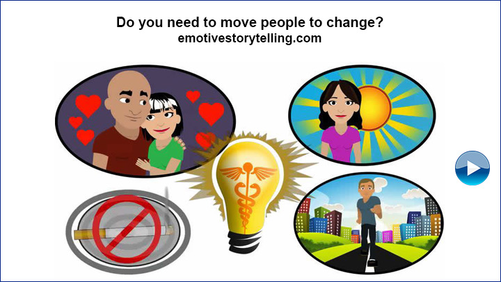 Do you need to move people to change?