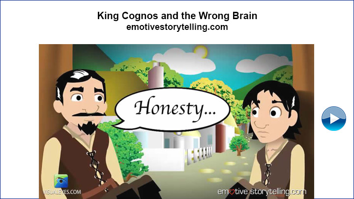 King Cognos and The Wrong Brain