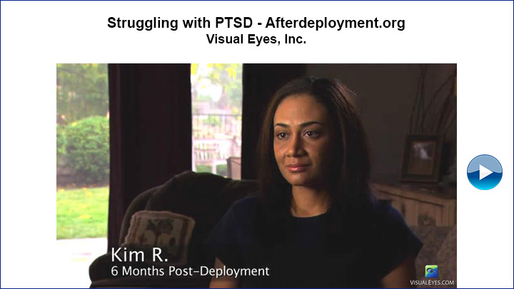 Healing Stories from Survivors and Warriors - Struggling with PTSD
