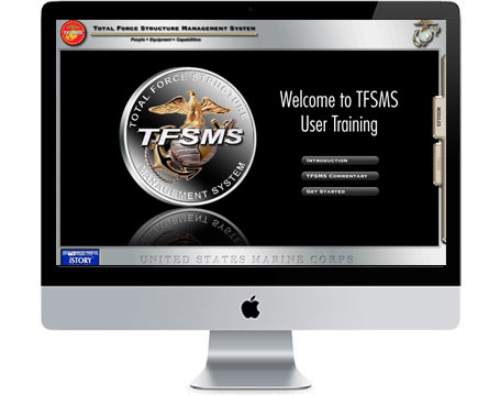 TFSMS - Training for Marines